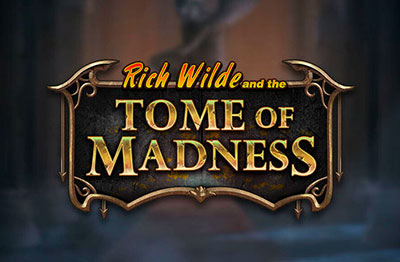 Tome of Madness スロット